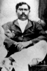 Arif's late paternal grandfather Abdur Rehman Khan