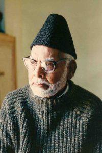 Arif's late father Abdul Hafeez Khan